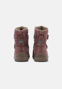 Froddo - LINZ TEX - Winter boots - pink - 2
