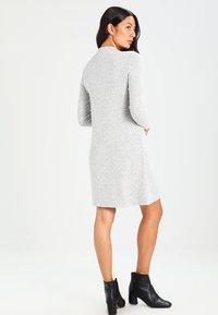 ONLY - ONLKLEO - Shift dress - light grey melange - 2
