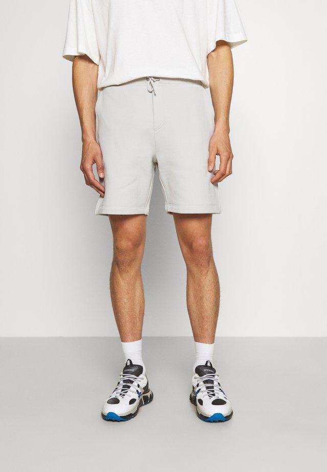 FALK - Teplákové kalhoty - light grey