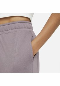 Nike Sportswear - Tracksuit bottoms - purple smoke/dark raisin/pink foam/(white) - 3