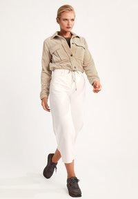 comma casual identity - Summer jacket - dark beige - 1