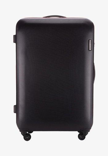 Wheeled suitcase