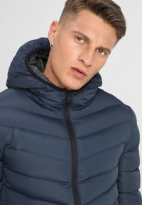 Brave Soul - MJK GRANTPLAIN - Winter jacket - navy - 3