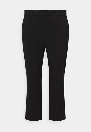 META PANTS - Bukse - black deep