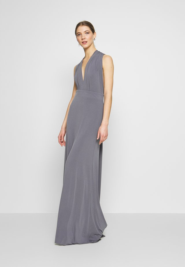 MULTI WAY MAXI - Occasion wear - grey