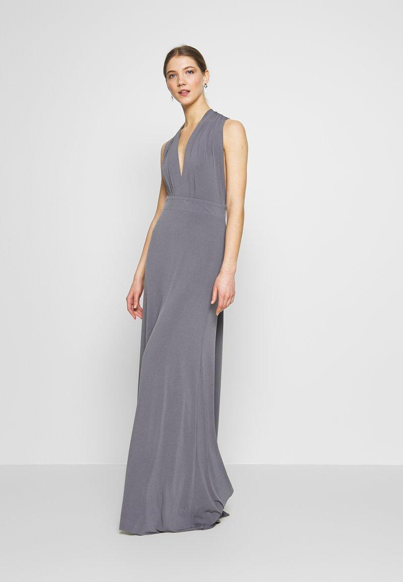 TFNC - MULTI WAY MAXI - Společenské šaty - grey