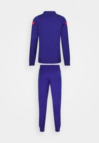 Nike Performance - FC BARCELONA MNK DRY SET - Club wear - deep royal blue/lt fusion red - 9