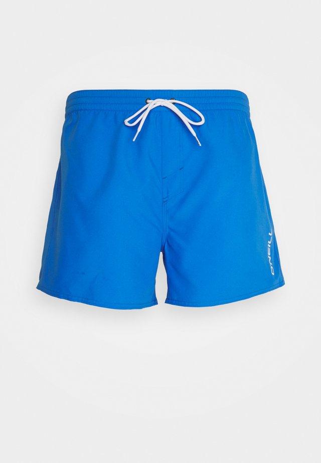 MIGHTY SUN SEA - Badeshorts - ruby blue