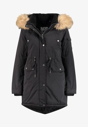 NADARE - Winter coat - black