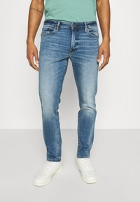 American Eagle - WASH - Jeans Slim Fit - faded light - 0