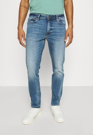 WASH - Jeans slim fit - faded light