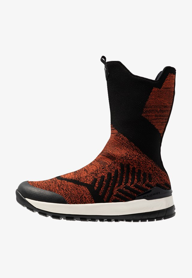 FALERA HIGH WP - Botas para la nieve - black/pepper