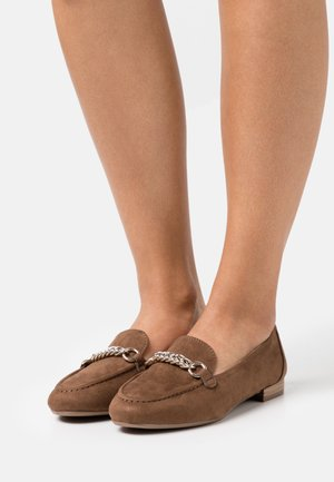 NORAH - Mocasines - dark brown