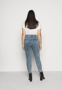 River Island Plus - Relaxed fit jeans - denim marl - 2