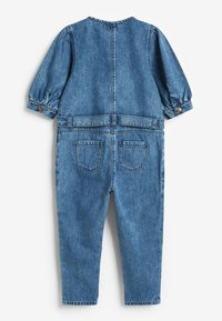 Next - Jumpsuit - blue denim - 1