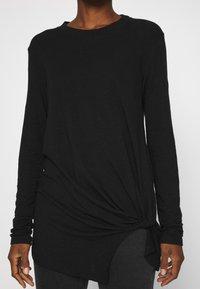 Replay - Maglietta a manica lunga - black - 5