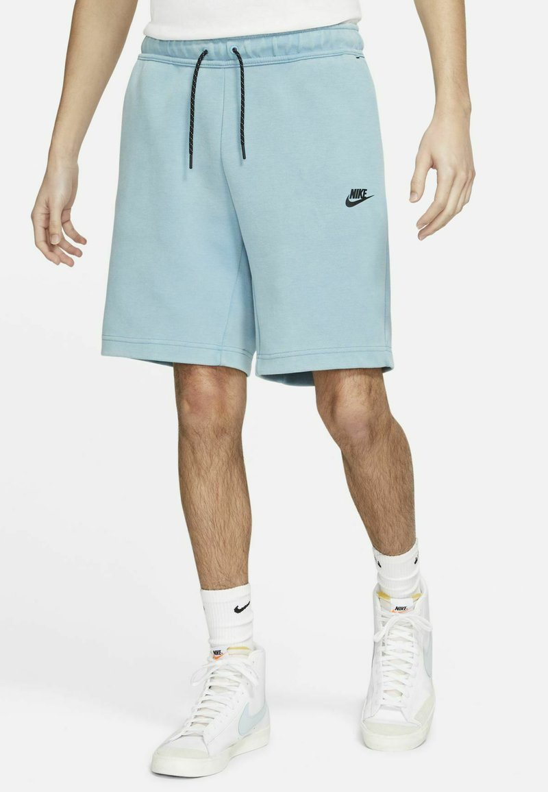 Nike Sportswear - Shorts - cerulean/black