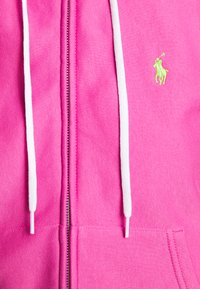 Polo Ralph Lauren - FEATHERWEIGHT - Zip-up hoodie - peony - 5