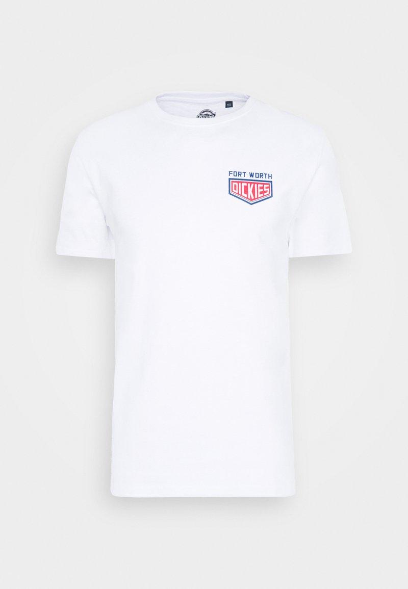 Dickies TIMBERLANE - T-Shirt print - navy blue/dunkelblau VI0Q0r