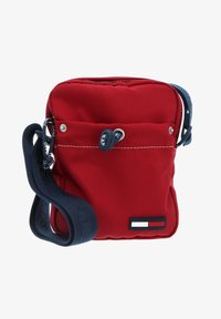 Tommy Hilfiger - Across body bag - wine red - 0