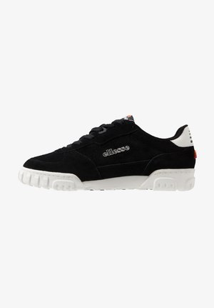 TANKER - Sneaker low - black/white