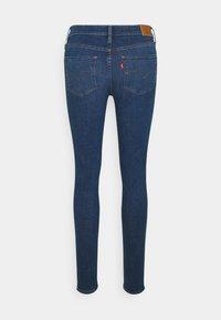 Levi's® - 720 HIRISE SUPER SKINNY - Jeans Skinny Fit - echo cloud - 6