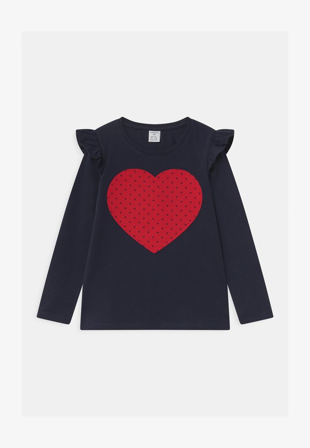 MINI HEART NAVY - Longsleeve - navy