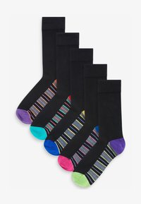 Next - FIVE PACK - Socks - multi-coloured - 0