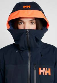 Helly Hansen - POWCHASER LIFALOFT JACKET - Snowboardjakke - navy - 6