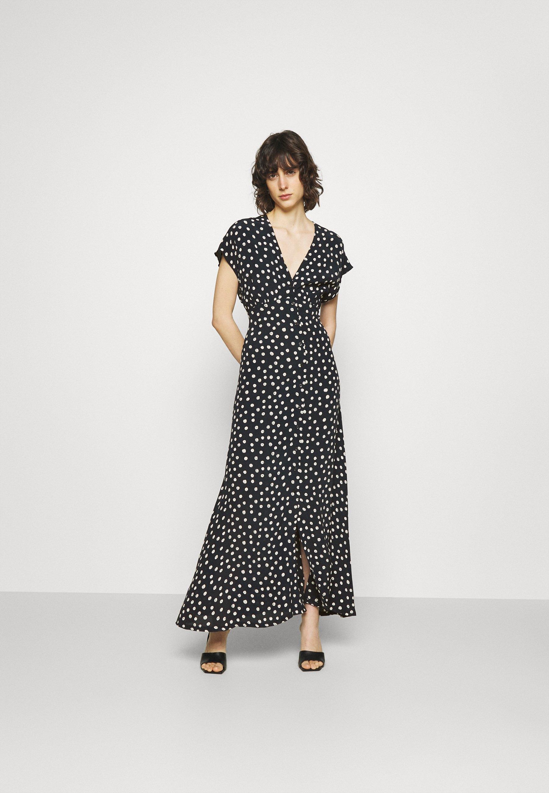 Women VALERIE LONG DRESS - Maxi dress