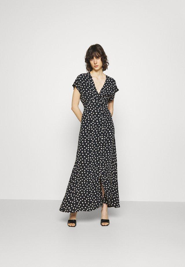 VALERIE LONG DRESS - Długa sukienka - blue
