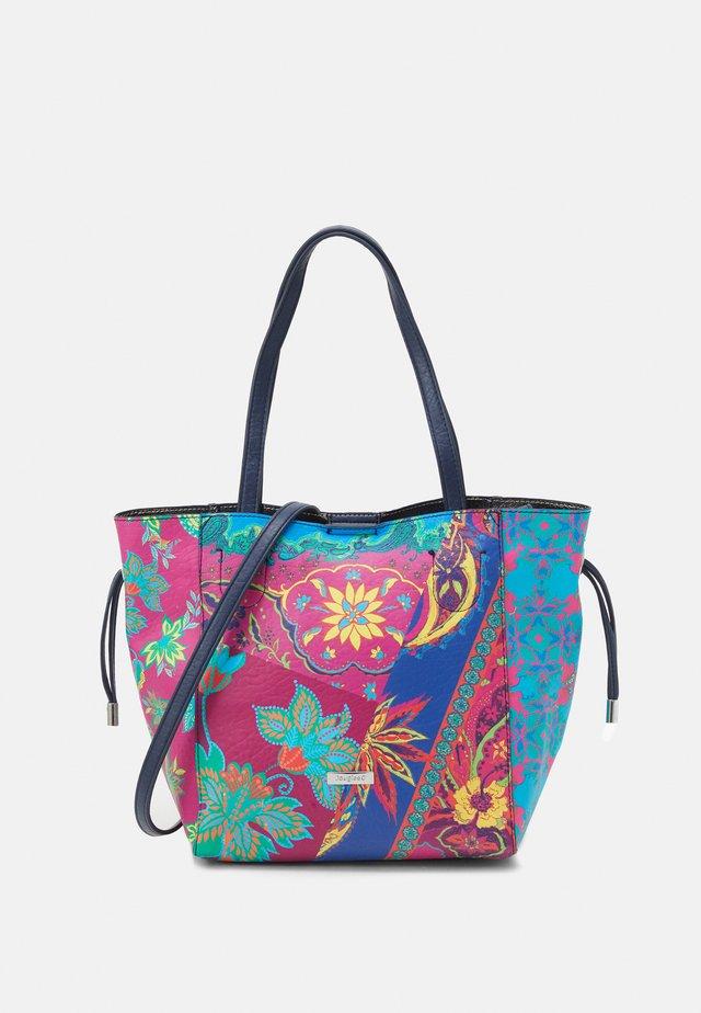 BOLS BOHO NORWICH SET - Handbag - turquoise
