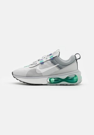 AIR MAX SPHERE - Trainers - wolf grey/anthracite/clear emerald/cool grey/university red/pure platinum