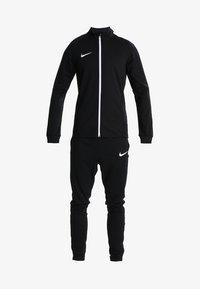 Nike Performance - DRY TRACKSUIT ACADEMY - Tracksuit - black/white - 8