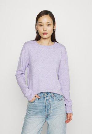 Jumper - lavender