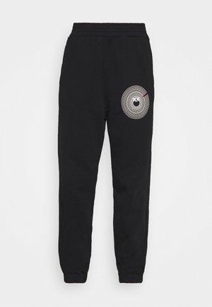 ACCIANO - Pantalon de survêtement - black