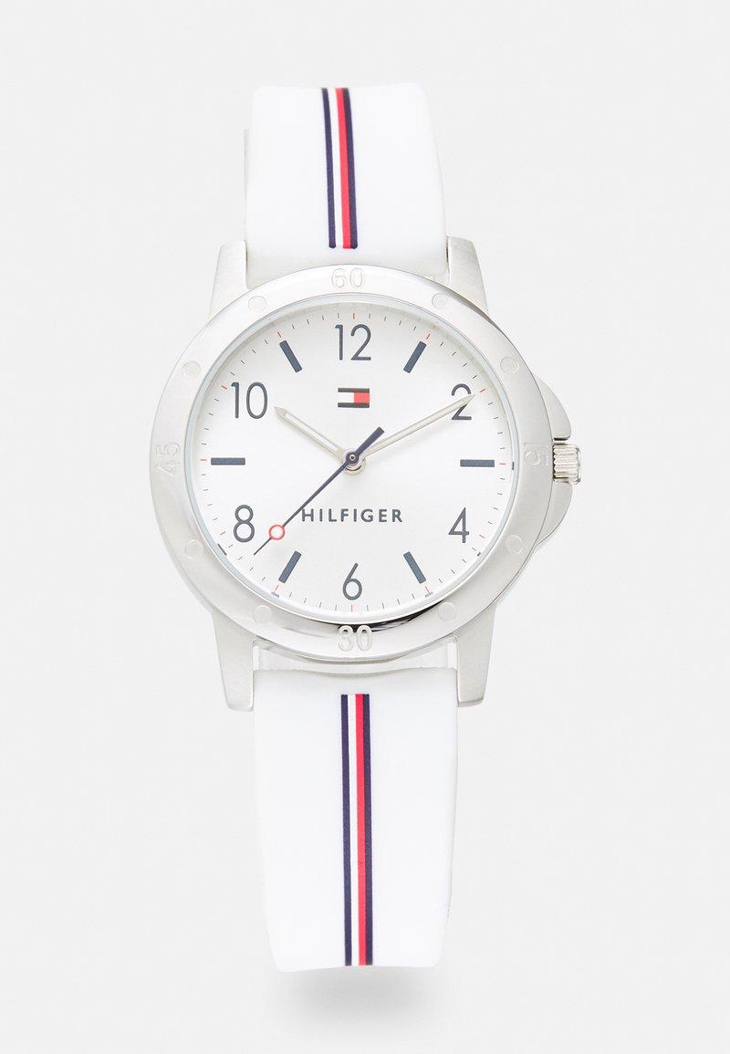 Tommy Hilfiger - GIRLS WATCH - Watch - white