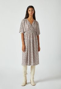 PULL&BEAR - Day dress - mauve - 0