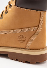 Timberland - COURMA TRADITIONAL - Lace-up ankle boots - wheat - 2