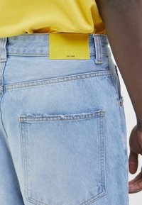 Bershka - Jeans Straight Leg - blue denim - 3