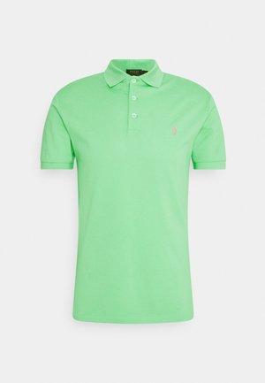 SLIM FIT - Koszulka polo - new lime