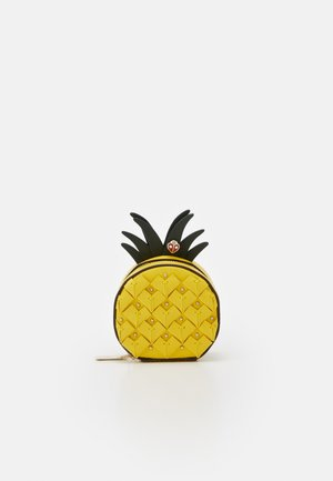 PICNIC PINEAPPLE COIN PURSE - Peněženka - light bulb