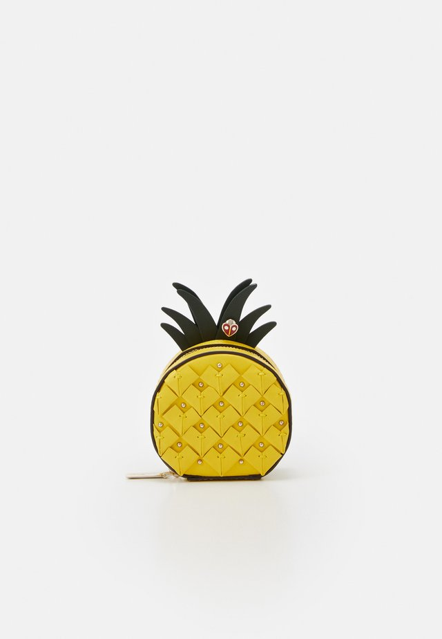 PICNIC PINEAPPLE COIN PURSE - Lommebok - light bulb