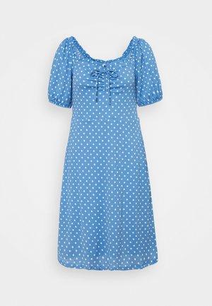ONLPELLA BUST DRESS TALL - Sukienka z dżerseju - allure/cloud dancer