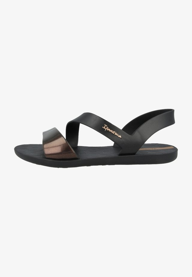 Sandaler - black-black