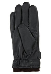 Only & Sons - ONSLARS BUCKLEGLOVE - Fingerhandschuh - black
