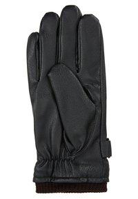 Only & Sons - ONSLARS BUCKLEGLOVE - Gloves - black - 2
