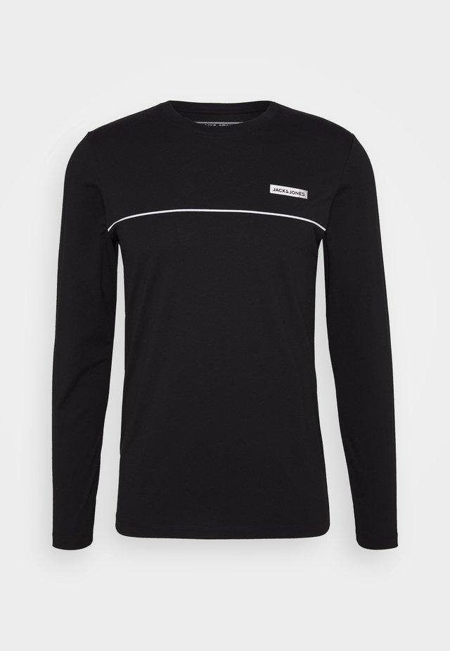 JCOZLS TEE - T-shirt à manches longues - black