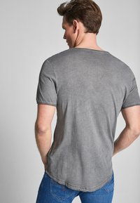 JOOP! Jeans - CLARK - T-shirt - bas - dark grey                  029 - 2