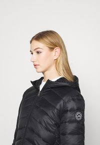 Roxy - COAST ROAD HOODED - Chaqueta de entretiempo - anthracite - 4